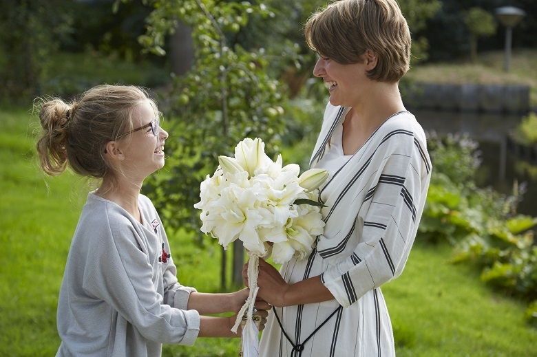 Celebrate Mother's Day with an armful of beautiful flowers